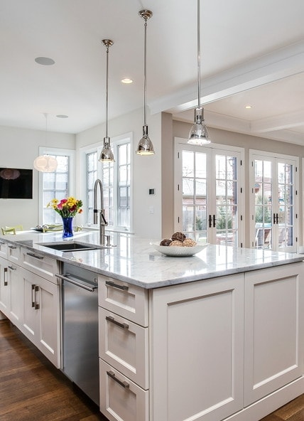 Kitchen decor by Denver's top interior designer - MARGARITA BRAVO