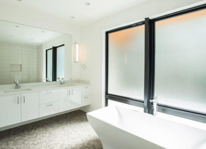 Bathroom interior design in Denver, CO by MARGARITA BRAVO