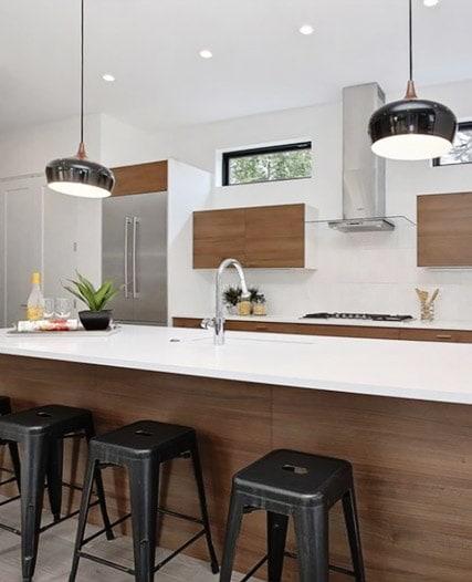 Englewood, CO kitchen interior design by MARGARITA BRAVO