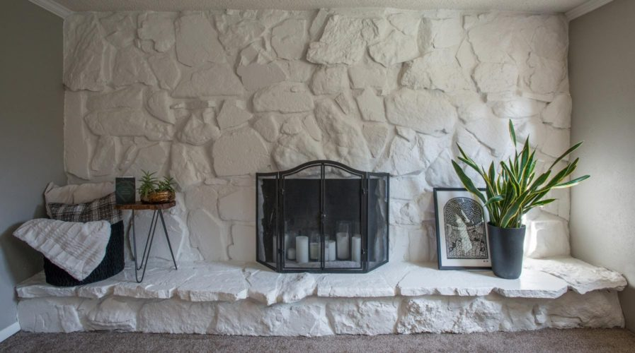 Golden Key Park Fireplace Design