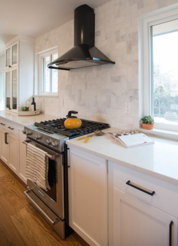 Golden Key Park Kitchen Backsplash Renovation