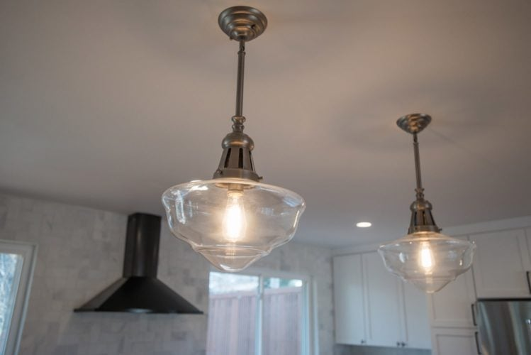 Golden Key Park Kitchen Pendant Lights