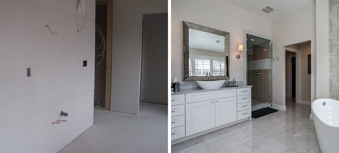 Observatory Before After Master Bath