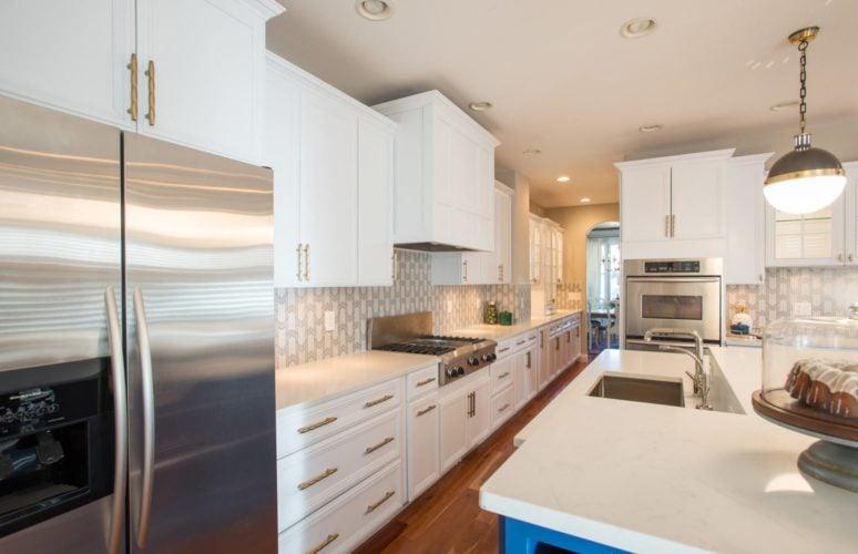 Denver Bonnie Brae Kitchen Remodel