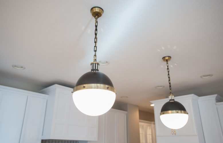 Denver Bonnie Brae Kitchen Renovation Lighting