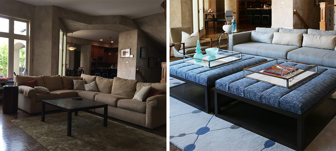 Lowry Before After Livingroom Interiors Design