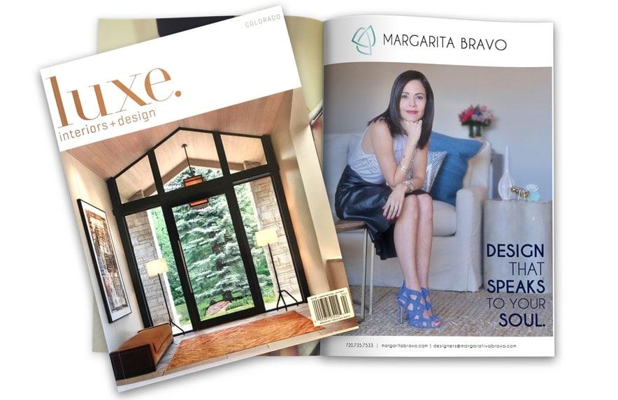 Margarita Bravo Luxe Magazine