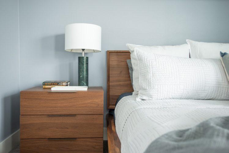 Downtown Townhouse Bedroom Furniture Design Denver