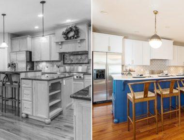 Open Kitchen Remodeling Margarita Bonnie Brae