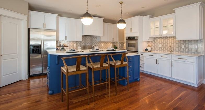 Open Kitchen Renovation Denver Bonnie Brae