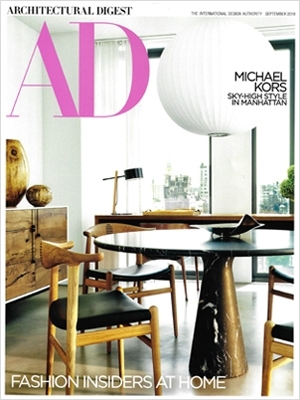Architectural Digest 2018 Margarita Bravo
