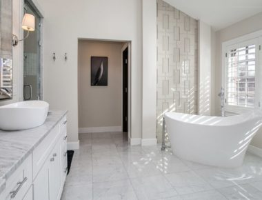 Designing Luxurious Master Bathroom Interior