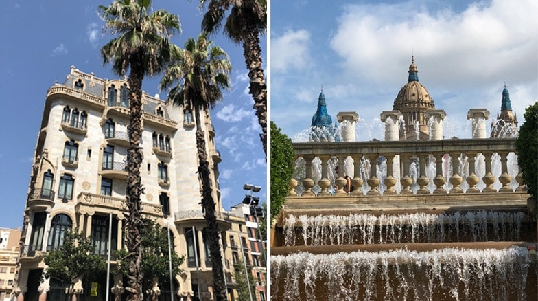 Gothic Period And The Catalan Art Nouveau Designs