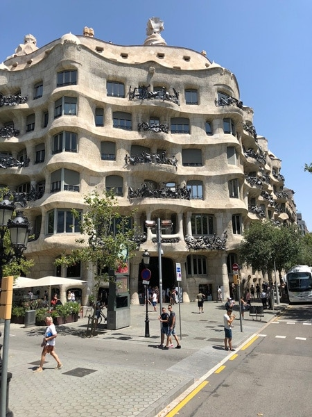 La Pedrera A Modernist Building