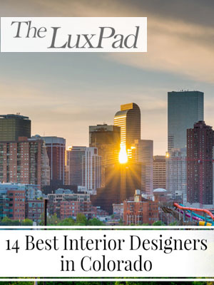 Luxpad Best Interior Designers Colorado Margarita Bravo