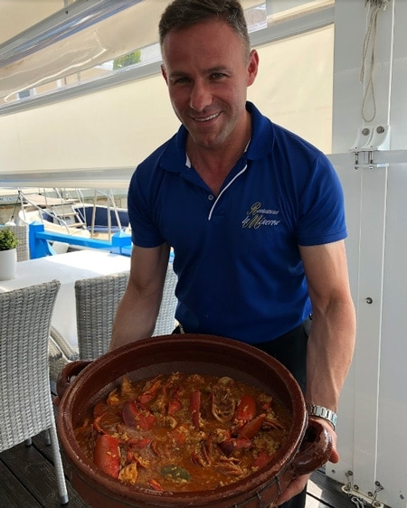 Mediterranean Food Barcelona