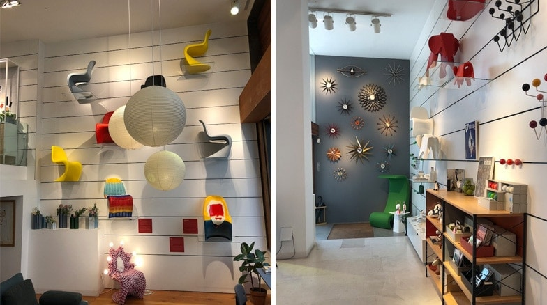 Vitra Showroom Barcelona