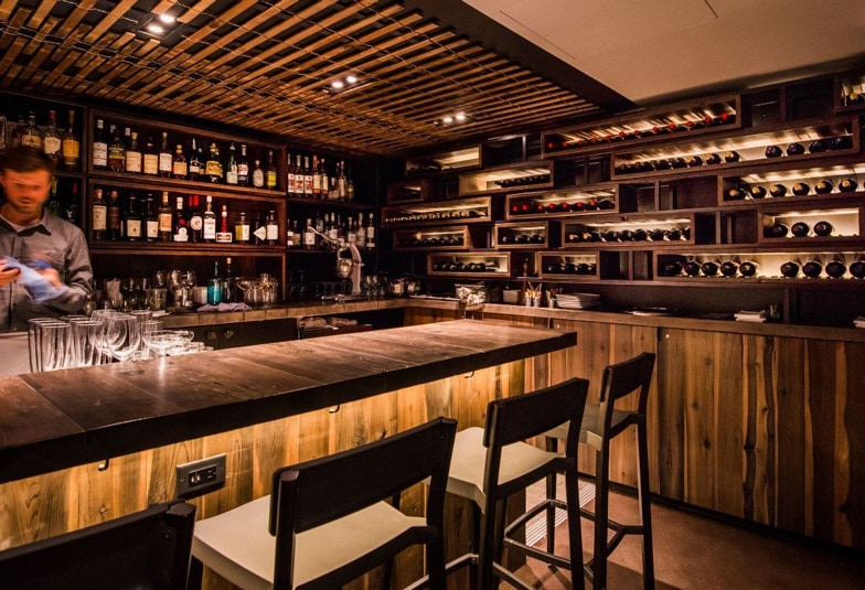 Stoic And Raw Bar