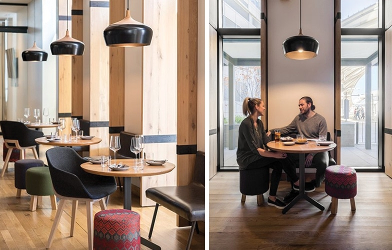 Tavernetta Restaurant Design