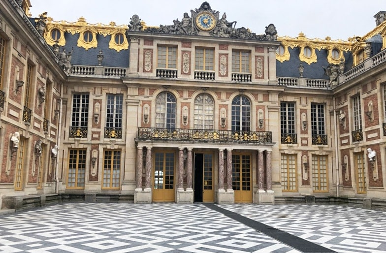 Magnificent Palace Of Versailles