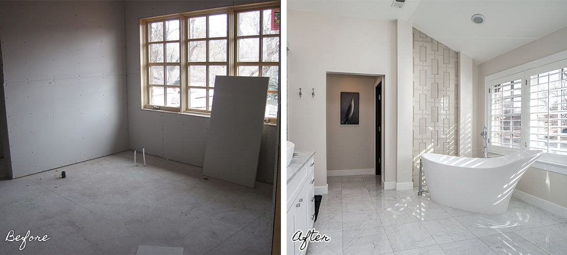 Observatory Before After Master Bathtub Remodel