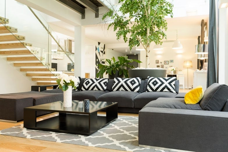Indoor Air Quality Living Room Design